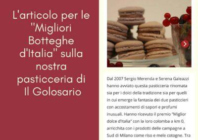 Il Golosario - Migliori Botteghe d'Italia